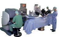 Il Sistema Robotico Da Vinci – Dalla Laparoscopia urologica alla Chirurgia robotica.